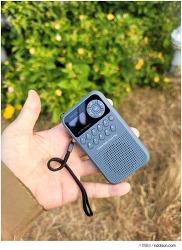 휴대용 효도라디오 아이리버 RS-B202
