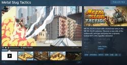 [Game] Metal Slug Tactics