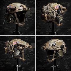 [Helmet] CAG 2017 ~ 2019 Helmet setup.