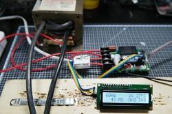 아두이노 AC 오토스폿 회로 - 전자렌지 EI 트랜스 테스트