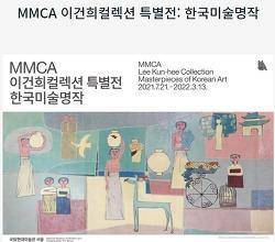 국립현대미술관 이건희 컬렉션 전시회 예약방법