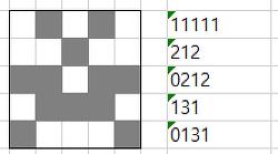 [컴퓨팅사고력] 그림을 숫자로 변환해 보자