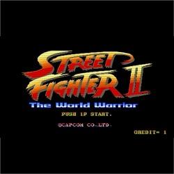 오락실 게임, 스트리트파이터 2 월드워리어(Street Fighter II - The World Warrior) 바로 플레이