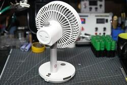 소베(SOBE) 무선선풍기 배터리 증설 리필 및 필드 테스트 - 최고속으로 10시간 사용!!