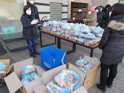 [봉사] 수원 노숙인 다시서기 지원센터