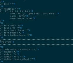 Linux/^M (개행문자) 확인 및 제거