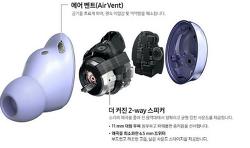 SM-R190N. 삼성 버즈 프로.  블루투스 무선 이어폰. 주변잡음 제거