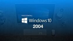 MS 윈도우10 2004, 레노보 씽크패드 일부 모델에서  블루스크린 오류