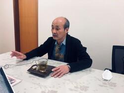 [이동석 선생 인터뷰-②] 얼마 전 우연히 만난 '그날이 온다' LP판의 표지 모델