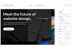 직관적인 인터페이스, 협업 가능한 웹 디자인 플랫폼 Editor X