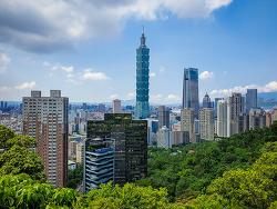 대만 타이페이 여행경비 계산, 여행정보, 날씨, 추천 투어 (타이완 배낭 여행 비용)