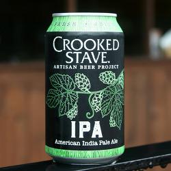 Crooked Stave IPA (크루키드 스테이브 IPA) - 6.0%