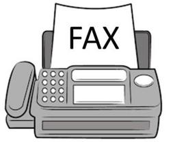 편지& 팩스로 상품을 주문하는 일본