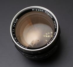 [Nikon] Nikkor-N 5cm F1.1.