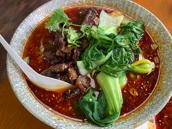토론토 지역 미시사가 중국집 맛집 Szechuan Noodle Bowl (쓰촨/사천음식)