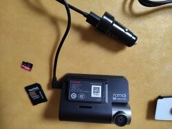 샤오미 블랙박스 70 mai a800 간단 사용기 & 샌디스크 익스트림 프로 SD카드
