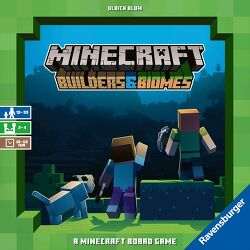 Minecraft : Builders & Biomes 한글 규칙서