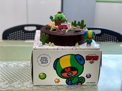[2021.04.30] 파리바게트 옥련점 케이크 나눔