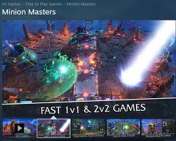 (스팀 무료게임) Minion Masters, Minion Masters - Scrat Infestation