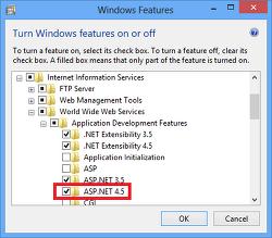 Visual Studio를 이용한 ASP.net 웹 배포:테스트 환경에 배포