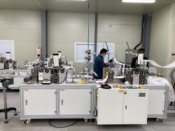 KF94 기계 중국에서 수입할 때 유의사항