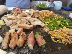 [제주맛집] 제주시 연동 - 황소곱창 (부제. 곱창맛집, 차돌박이맛집, 연동맛집, 도청맛집)