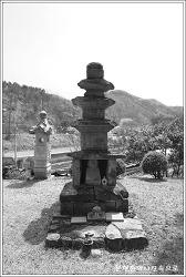 충남 금산 숭암사석탑