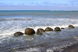 바닷가에 볼링공들이 가득한(?) 볼링볼비치(Bowling Ball Beach)와 솔트포인트(Salt Point) 주립공원
