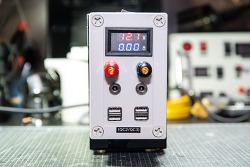 폐 컴퓨터 파워를 활용하여 QC3.0 고속 멀티포트 충전기 및 DC전원공급기 만들기