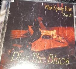 김목경 4집 앨범 Play the Blues (2002년)