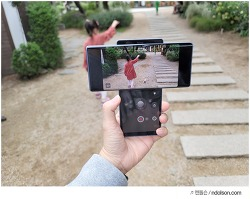 LG 윙 카메라? 세계 최초 짐벌폰 장단점