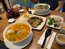 쏜힐 한인 베트남 쌀국수집 Pho Xin Chao