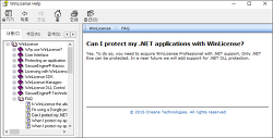 Can't protect .NET DLLS with some packers
