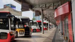 서울 강남 신세계 센트럴시티터미널(호남선) 고속버스 예매 요금 시간표