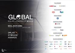 [6/24-25 ]서울 5th Global Solar + Energy Storage Congress & Expo 2019