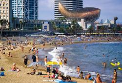 스페인 바르셀로나 1일 여행 경비,여행 정보,날씨,교통,추천숙소,추천명소(유럽 여행 비용)