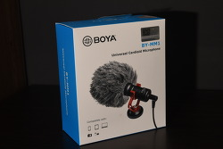 BY-MM1 Universal Cardioid Microphone