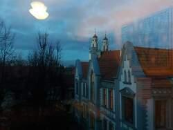 Vilnius 108_오후 4시의 하늘