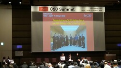 2019 G20 정상회의 대응 C20 시민사회 회의: G20국가에서의 시민사회운동 현주소가 그대로 드러나는 국제프로세스