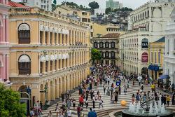 마카오 Macau 여행경비 계산, 여행정보, 날씨, 추천 투어 (아시아 배낭 여행 비용)