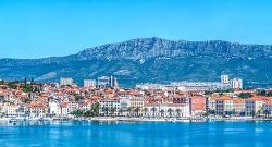 크로아티아 스플릿(스플리트) 여행경비 계산, 여행정보, 날씨, 추천 투어 (유럽 배낭 여행 비용)