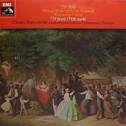 아이작 펄만 - 드보르작: 로망스 F단조, Op.11 (1975)