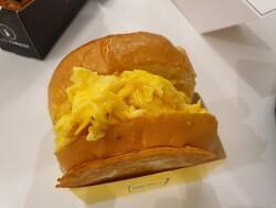 둔산동 갤러리아 타임월드 맛집 에그샌드 egg sand 후기