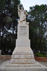 이스라엘 - 첫째 날2(갈멜산, 이스라엘 무덤, 므깃도)