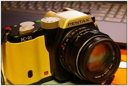 Pentax K-01 셔터 안 눌림 / 떨리는 소리