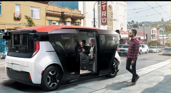 GM의 레벨5 자율주행차 VIDEO: GM's Cruise Origin Is an Autonomous Vehicle From the Future
