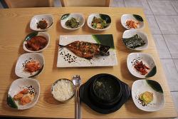 전남 보성 맛집 생선구이전문 맛있는 채움