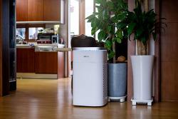 가정-PC방 모두 활용 가능한 공기청정기, 큐니케어 AIRQ-300