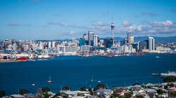 뉴질랜드 오클랜드 1일 여행 경비 계산, 날씨, 추천 일정[뉴질랜드 배낭여행 예산]