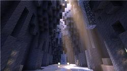 마인크래프트의 새로운 비주얼 RTX 트레일러 공개.